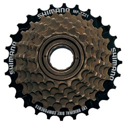 Vrijwiel Shimano 14-28 7-sp