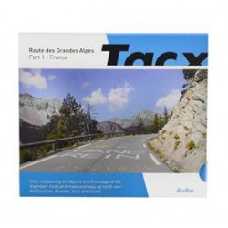REAL LIFE VIDEO ROUTE DES GRANDES ALPS-01 BLUE RAY