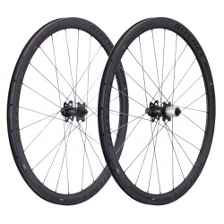 WIELSET RACE WCS APEX 38 DISC CLINCHER TUBELESS SH