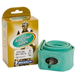 Binnenband Michelin Aircomp Latex C4 Presta 26-8 40mm