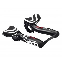 STUUR CLIP-ON MINI AEROBAR CARBON BLAST