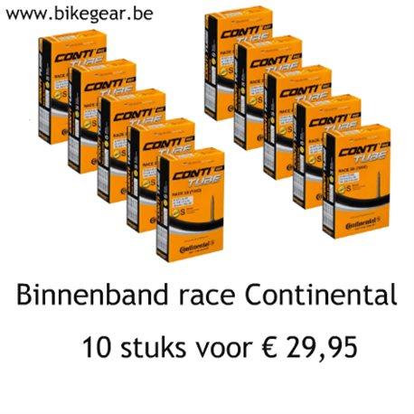 Binnenbanden pakket 10x Race Continental 60mm