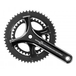 CRANKS POTENZA HO ZWART 11 SPEED 175MM 34-50