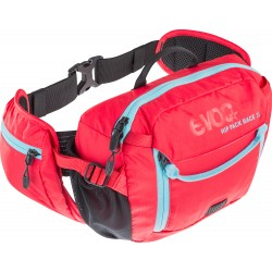 HIP PACK RACE 3L1.5L BLADDER / RED-NEON BLUE