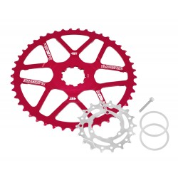 CASSETTE EXTENDER RECOGNITION 45 SHIMANO ROOD