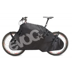 PADDED BIKE RUG / BLACK