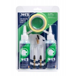 TUBELESS READY KIT ECO 32MM VALVE 25MM TAPE