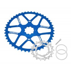 CASSETTE EXTENDER RECOGNITION 45 SHIMANO BLAUW