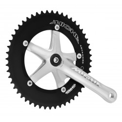 CRANKS PISTA ADVANCED 165MM 48