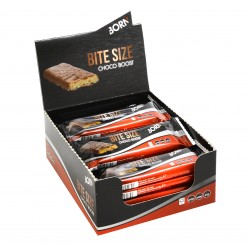 BITE SIZE CHOCO BOOST 12X30GR. ENERGY BAR