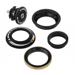 BALHOOFD UPPER WCS PRESS FIT 7.3MM TOP CAP BLACK