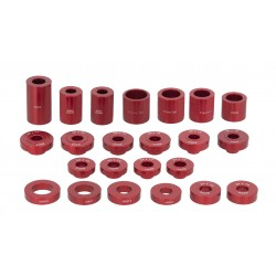 LAGERPERS ADAPTER KIT 10MM ID