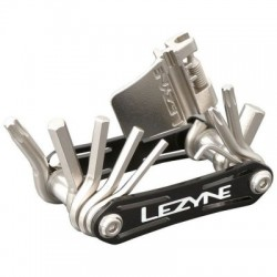 Multitool Lezyne RAP-13 functies Alu