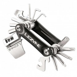 Multitool Lezyne RAP-20 functies Alu